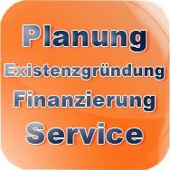 Planung, Existenzgründung, Finanzierung, Service