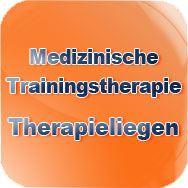 Medizinische Trainingstherapie, Therapieliegen