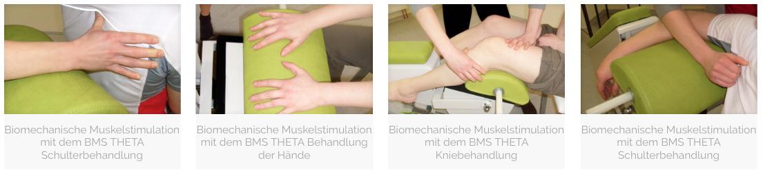 Anwendungsbilder BMS-Therapie